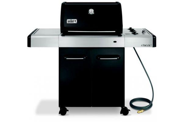 Weber Spirit E-310 Black Natural Gas Outdoor Grill - 4521001