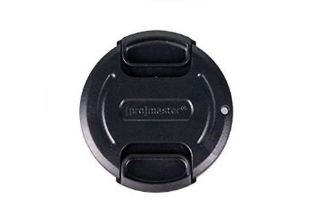 ProMaster Black Professional 49mm Snap On Lens Cap - 4536