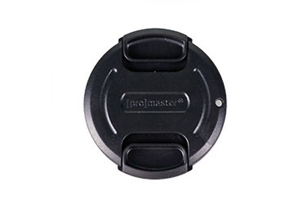 ProMaster Black Professional 58mm Snap On Lens Cap - 4557