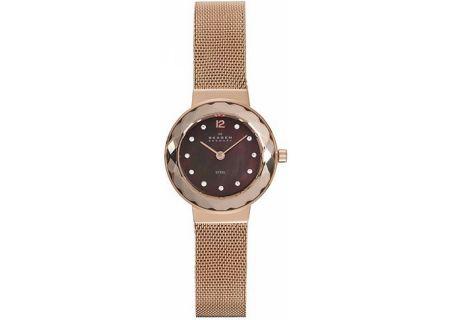 Skagen - 456SRR1 - Womens Watches