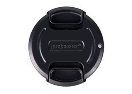 ProMaster Black Snap-On Lens Cap For 67mm - 4571