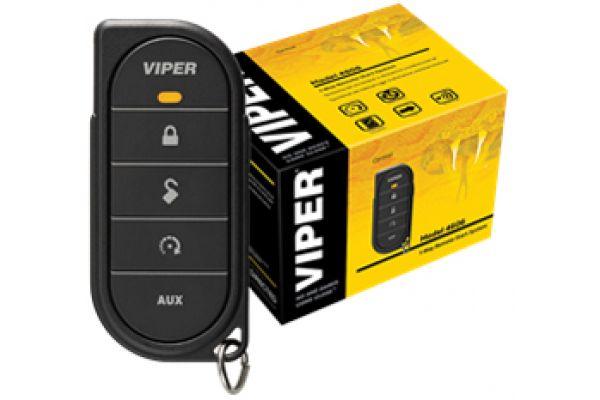 Large image of Viper Value 1 Way Remote Start System - 4606V