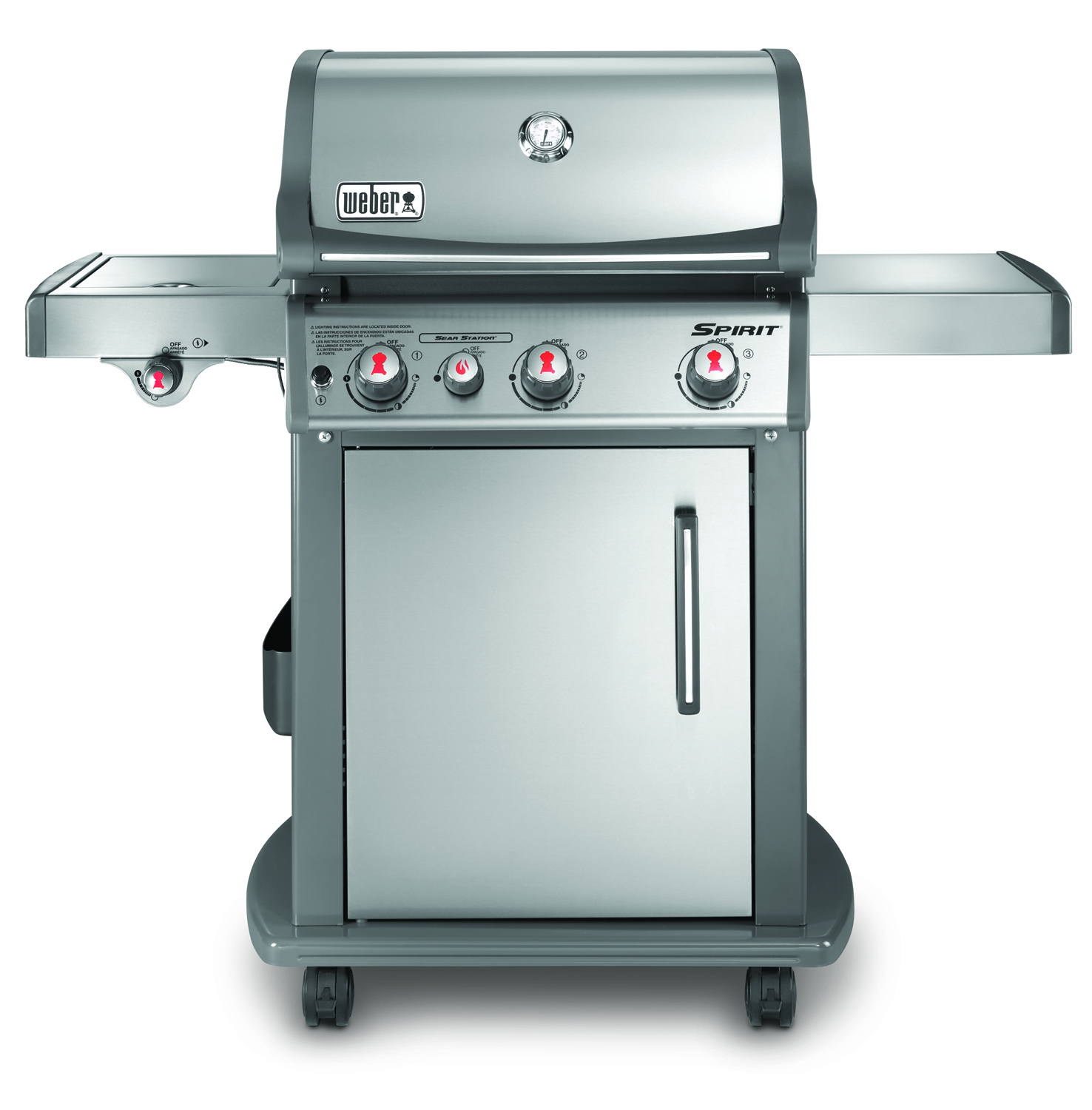 Weber Spirit SP-330 Liquid Propane Gas Grill - 46800401