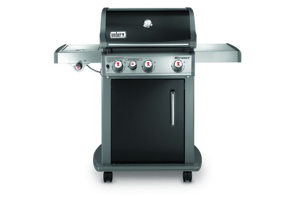 Weber Spirit E-330 Black Liquid Propane Gas Grill  - 46810001