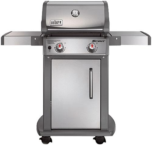 weber spirit s 210 natural gas outdoor grill 47100001. Black Bedroom Furniture Sets. Home Design Ideas