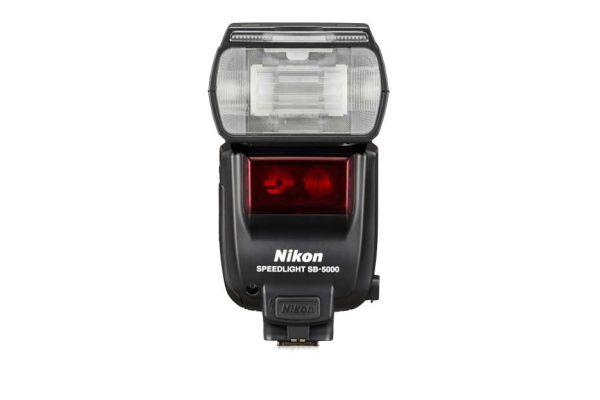 Large image of Nikon SB-5000 AF Speedlight Camera Flash - 4815