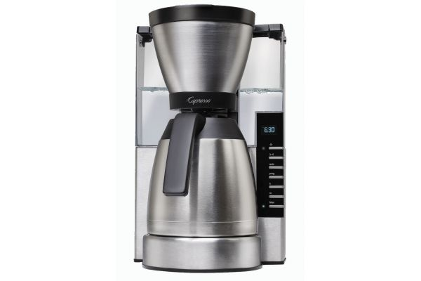 Capresso Stainless Steel 10-Cup Rapid Brew Coffee Maker - 498.05