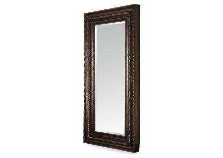 Hooker Furniture Floor Mirror With Hidden Jewelry Storage - 500-50-656
