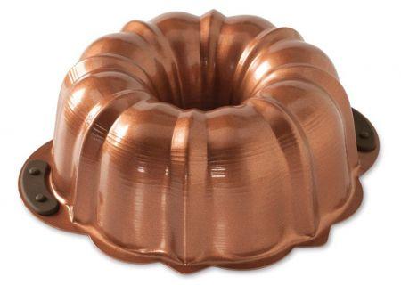 Nordic Ware Freshly Baked Copper Classic Bundt Pan - 50343