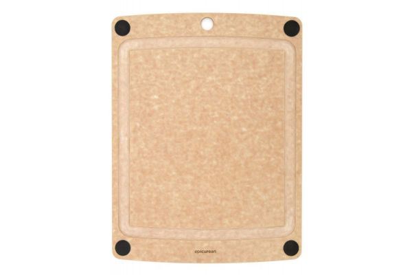Epicurean All-In-One Natural 14.5x11.25 Cutting Board - 505151101003