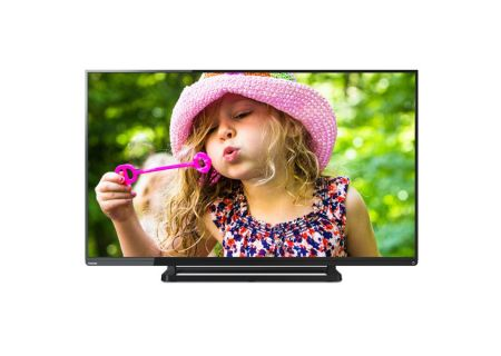 """Toshiba 50"""" Black LED 1080P HDTV - 50L1400U"""