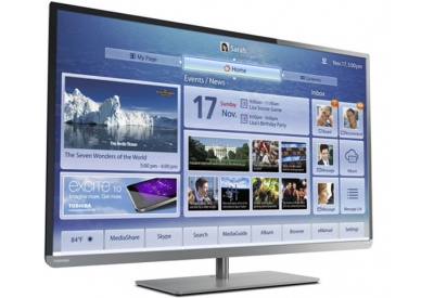Toshiba - 50L4300U - LED TV