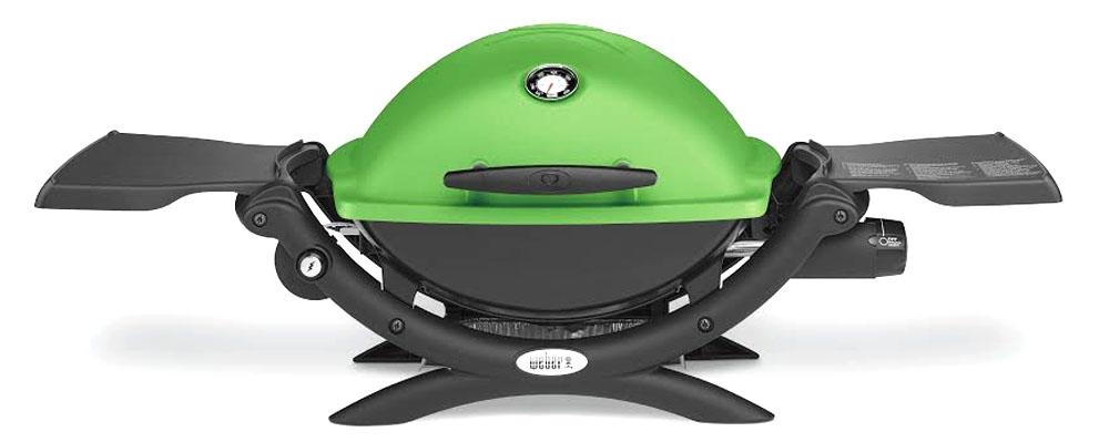 weber q 1200 portable liquid propane gas grill 51070001. Black Bedroom Furniture Sets. Home Design Ideas