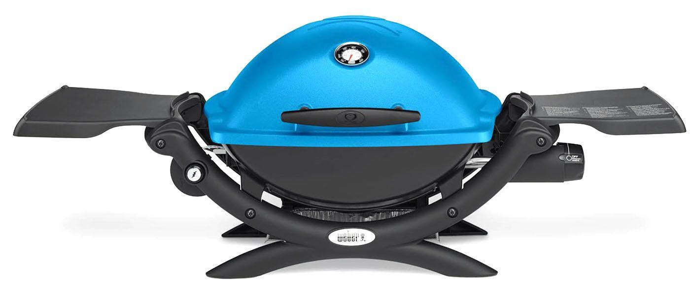 weber q 1200 portable liquid propane gas grill 51080001. Black Bedroom Furniture Sets. Home Design Ideas