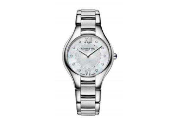 Large image of Raymond Weil Noemia Stainless Steel Womens Watch  - 5132ST00985