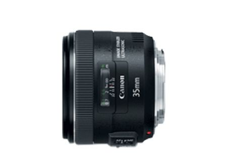 Canon EF 35mm f/2 IS USM Lens  - 5178B002