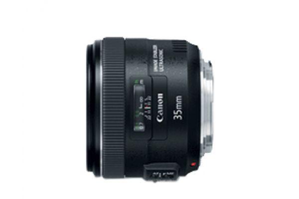 Large image of Canon EF 35mm f/2 IS USM Lens  - 5178B002