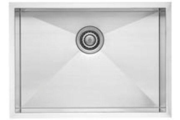 "Blanco Quatrus 9"" Depth Medium Single Bowl Undermount Sink - 518171"