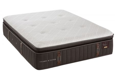 Stearns & Foster Reserve No. 2 Luxury Plush Euro Pillowtop California King Mattress - 51876362