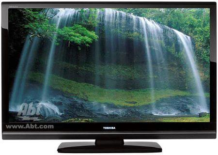 Toshiba - 52RV535U - LCD TV