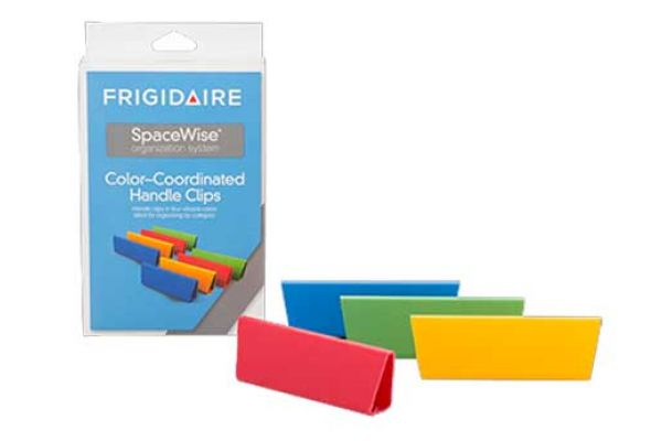Large image of Frigidaire SpaceWise Color-Coordinated Handle Clips - 5304496510