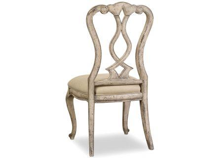 Hooker Furniture Paris Vintage Chatelet Splatback Side Chair - 5350-75410