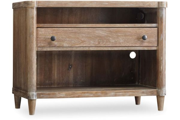 Large image of Hooker Furniture Bedroom Studio 7H Elin Nightstand - 5382-90016
