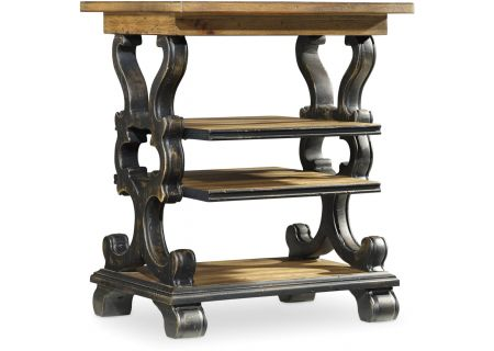 Hooker Furniture Living Room Sanctuary Rectangle Accent Table - 5410-50001