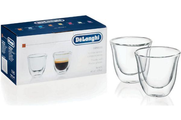 Large image of DeLonghi Espresso Glasses - 5513214591