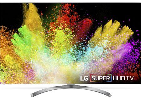 """LG 65"""" White Super UHD 4K HDR Smart LED HDTV With WebOS 3.5 - 65SJ8500"""