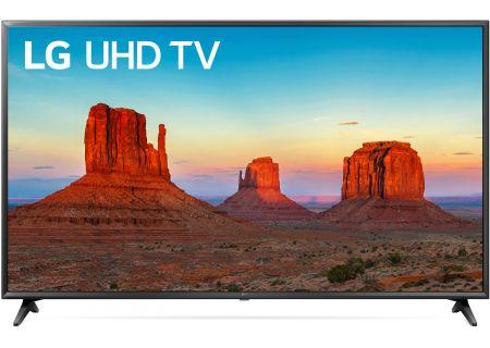 "LG 55"" Black UHD 4K HDR Smart LED HDTV With WebOS - 55UK6090PUA"