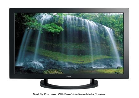 Bose - 55VIDEOWAVE2 - LED TV