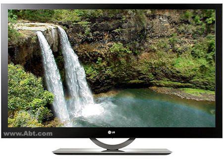 LG - 55LHX - LCD TV