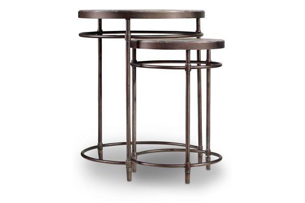 Large image of Hooker Furniture Saint Armand Nest of Tables - 5601-50001
