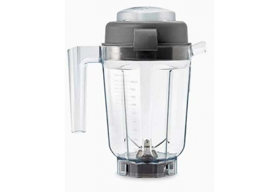 Vitamix 32 Ounce Dry Grains BPA Free Blender Container With Lid - 56090