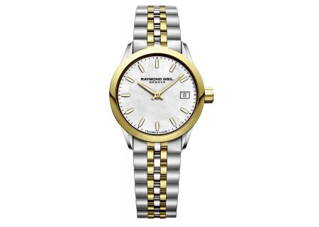 Raymond Weil Freelancer Two-Toned Womens Watch - 5626STP97021