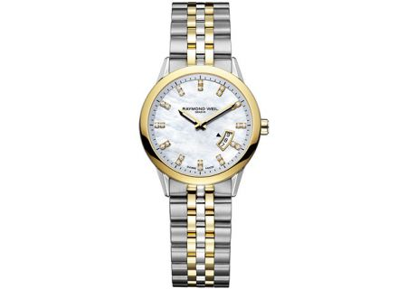 Raymond Weil - 5670-STP-97091 - Womens Watches