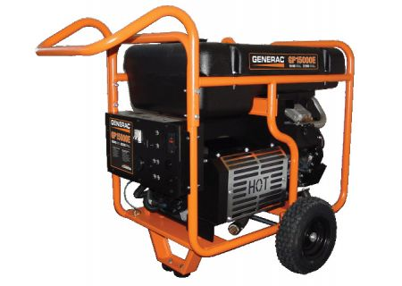 Generac GP1500E  Portable Generator  - 5734