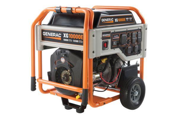 Generac XG Series XG10000E Portable Generator - 5802-0