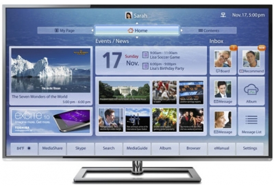 Toshiba - 58L7300U - LED TV