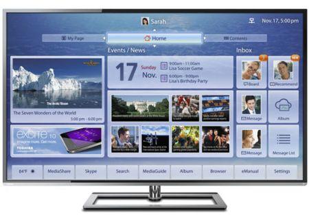 Toshiba - 58L7300U - LED TV