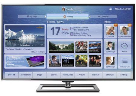 Toshiba - 58L7350U - LED TV
