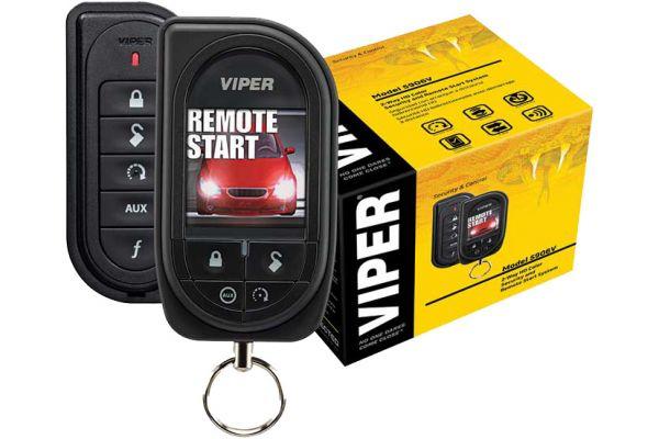 Viper Color Security and Remote Start System - 5906V