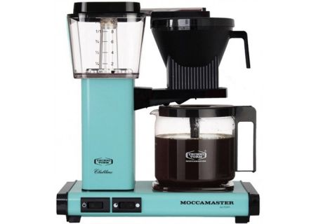 Technivorm Moccamaster Turquoise Coffee Maker - 59160