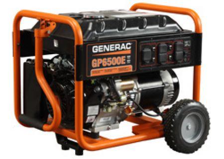Generac GP Series 6500 Watt Portable Generator - 5940