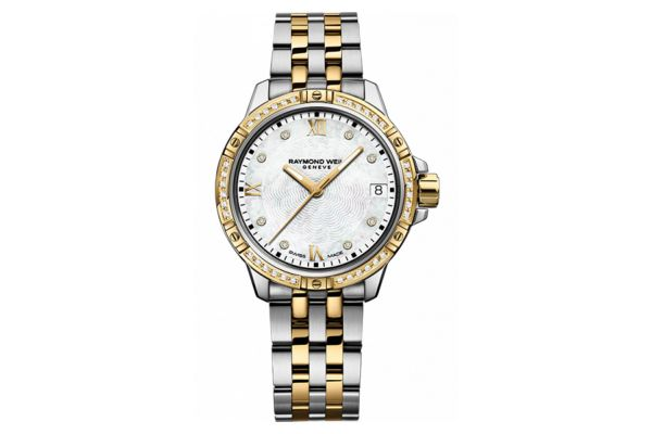Large image of Raymond Weil Tango Two-Tone Womens Watch - 5960-SPS-00995