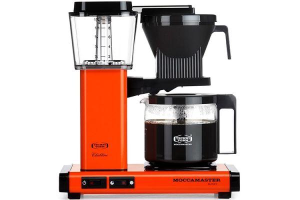 Technivorm Moccamaster Orange Coffee Maker  - 59652