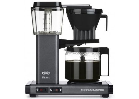 Technivorm Moccamaster Stone Grey Coffee Maker - 59694