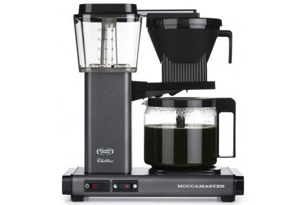 Technivorm Moccamaster Stone Grey Coffee Maker - 59694