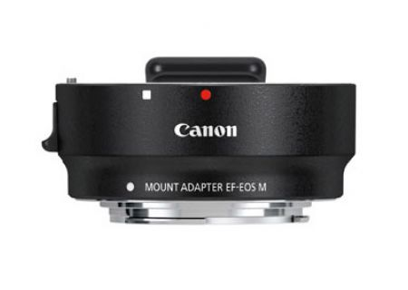 Canon EF-EOS M Mount Adapter - 6098B002